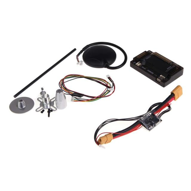 CEL New APM 2.6 ArduPilot Mega External Compass APM Flight Controller with Ublox GPS #12