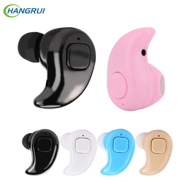 Hangrui S530X S650 мини Bluetooth наушники беспроводные наушники с микрофоном HiFi громкой связи Спортивная гарнитура наушник Auriculares