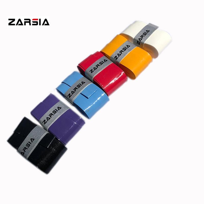 1 pc 소매 ZARSIA 최고 얇은 0.60mm PU 연약한 테니스 overgrip, 끈적 끈적한 배드민턴 그립에 라켓