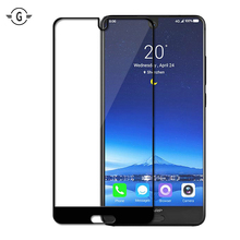 3D 9H High Quality Full Cover S2 Tempered Glass Screen Protector For Sharp Aquos Whole Protective film Black