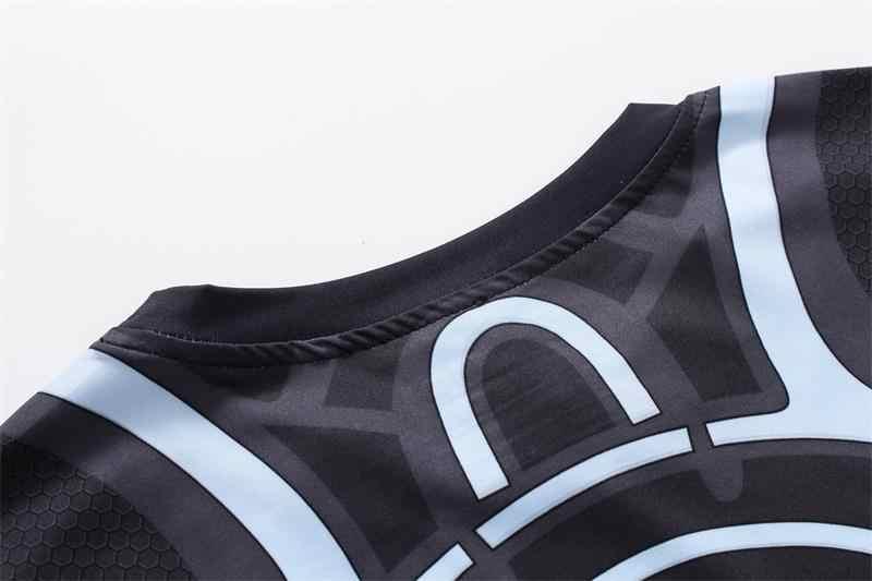 Kebugaran Olahraga Kompresi Kemeja T-shirt Pria Musim Panas Berjalan Celana Ketat Pria T-shirt Lengan Pendek Gym Binaraga T-shirt Homme Atasan