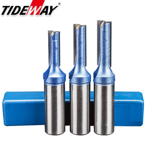 2 Flutes Straight Router Bits