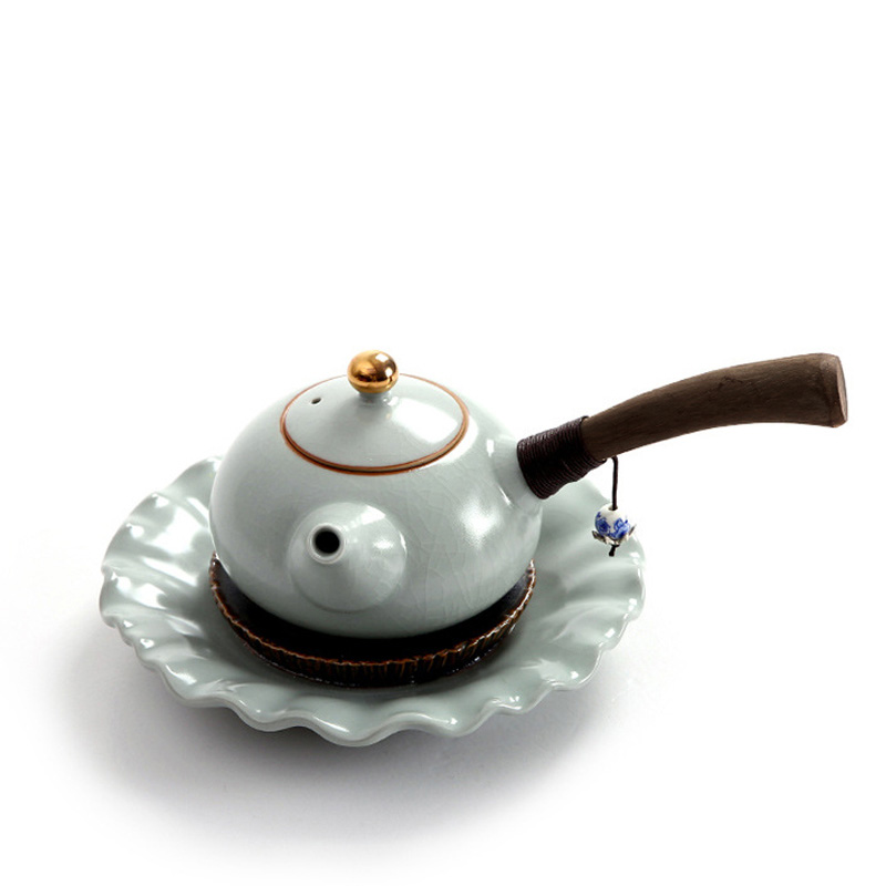 TANGPIN ceramic teapot trivets porcelain teapot holder kitchen accessories coffee tea tools in Teapot Trivets from Home Garden
