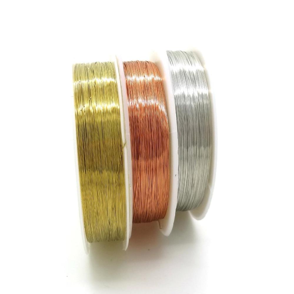 Rose Gold Copper: Wholesale 3Pcs Multicolor Rose Gold/Silver/Gold Copper
