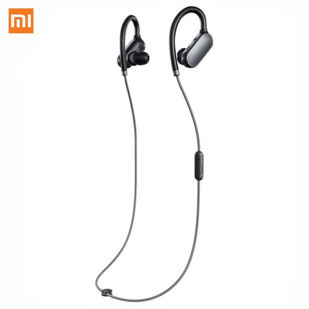 Newest Original Xiaomi Sport Earphone Stereo Headset Waterproof MEMS Wireless Bluetooth 4.1 10m Headphone 7 Hours Talking original xiaomi sport bluetooth earphone wireless sport stereo headphones with microphone ip6 waterproof bluetooth 4 1 headset