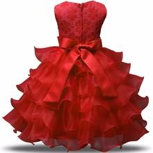 Sleeveless Party Dress for Girls