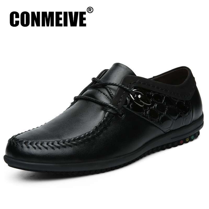 Top Fashion 2017 Brand Men Shoes Tenis Zapatillas Hombre Superstar Breathable Genuine Leather Handmade Business Cow Casual Shoes top brand high quality genuine leather casual men shoes cow suede comfortable loafers soft breathable shoes men flats warm