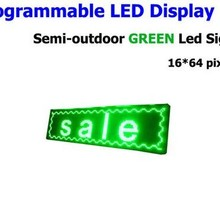 FREE SHIPPINGLED Electronic Scrolling Display Message Billbo