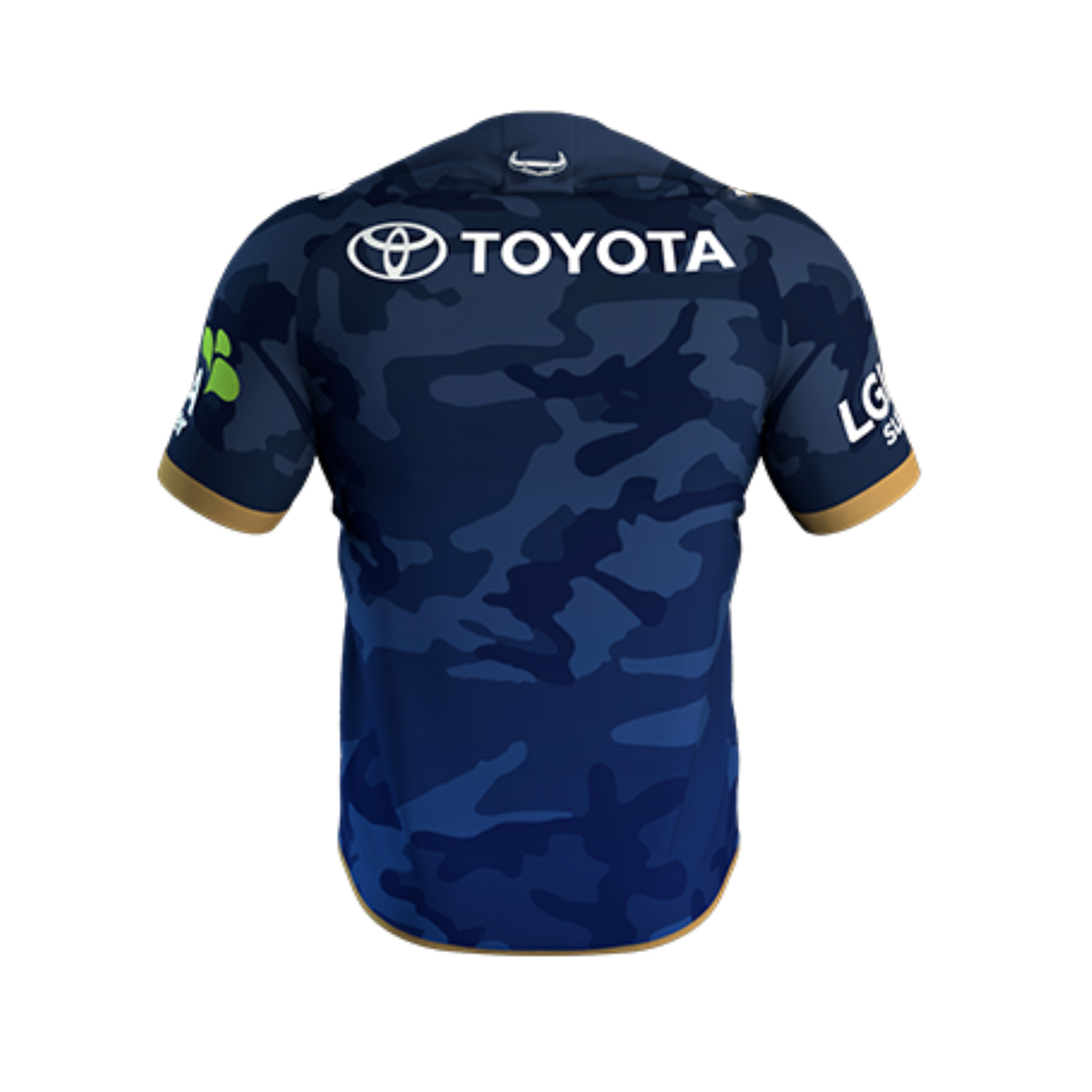 new concept a3f2d f2e26 RESYO for North Queensland Cowboys 2019 Men's Defend Jersey ...
