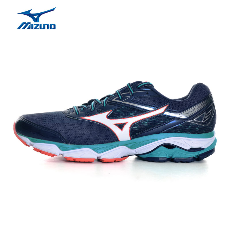 MIZUNO Men WAVE ULTIMA 9 Running Shoes Breathable Cushion Sneakers Sports Shoes J1GC170901 XYP565 peak sport speed eagle v men basketball shoes cushion 3 revolve tech sneakers breathable damping wear athletic boots eur 40 50