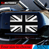 For Mini Cooper Roof Decal Perforated Vinyl Sticker Sunroof Grey Jack R55 R56 R60 R61 F54