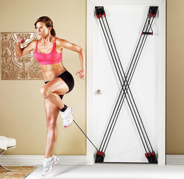 Merveilleux Drop Fitness U0026 Body Building X Factor Door Exercise Gym As Seen On TV Door