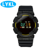 LYKL V587 Heart Rate Smart Watch Pulse Blood Pressure Smart Bracelet To Swimming Diving Waterproof Wristwatch for Outdoor Sport