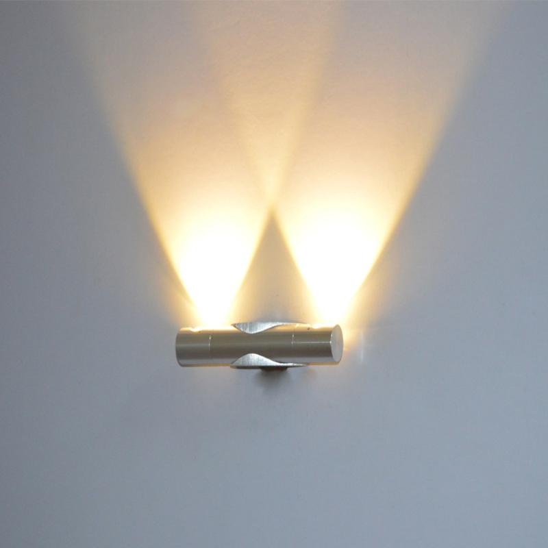 6W LED Wall Light 85-265V Mirror lamp 30 Degree Rotatable High Quality for Bathroom Led Lighting