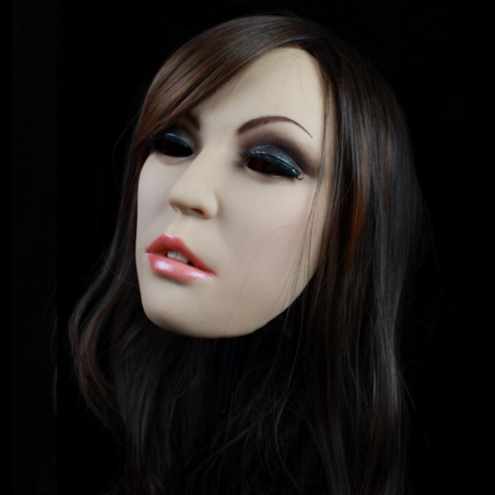 Online Get Cheap Woman Full Face Mask Party -Aliexpress.com ...