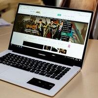 """זמינה עבור לבחור 2G RAM 32G eMMC Intel Atom Z8350 15.6"""" מחברת משחקים ניידת מקלדת OS שפה זמינה כסף P2-01 עבור לבחור (4)"""
