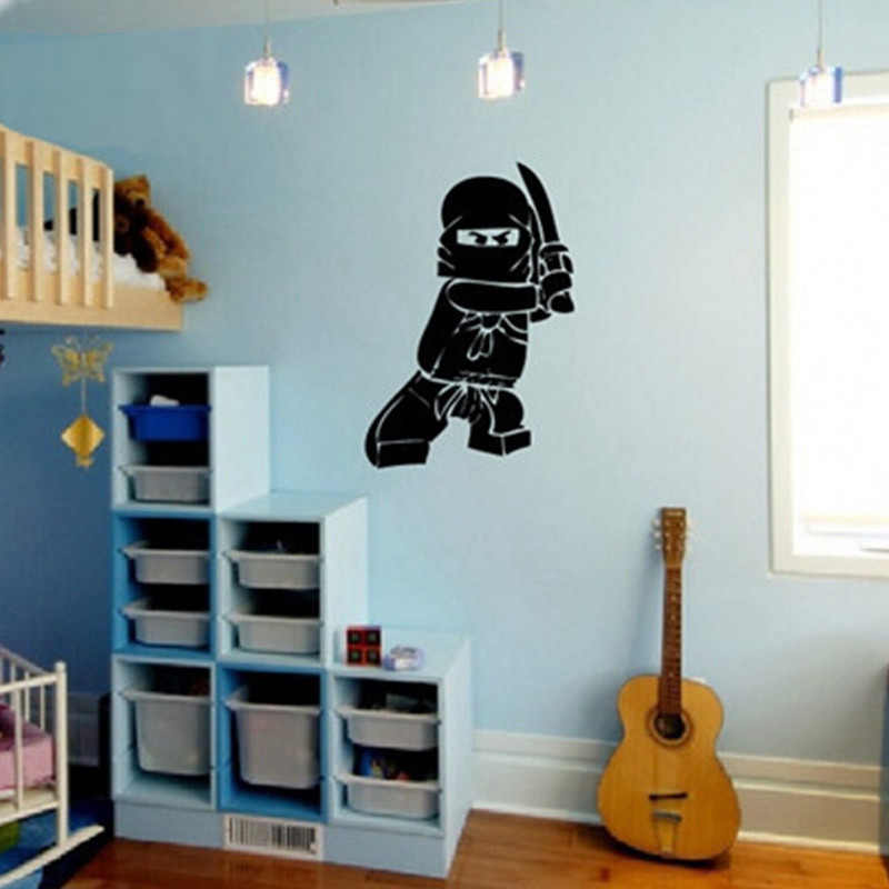 detail feedback questions about new ninjago lego vinyl decal sticker