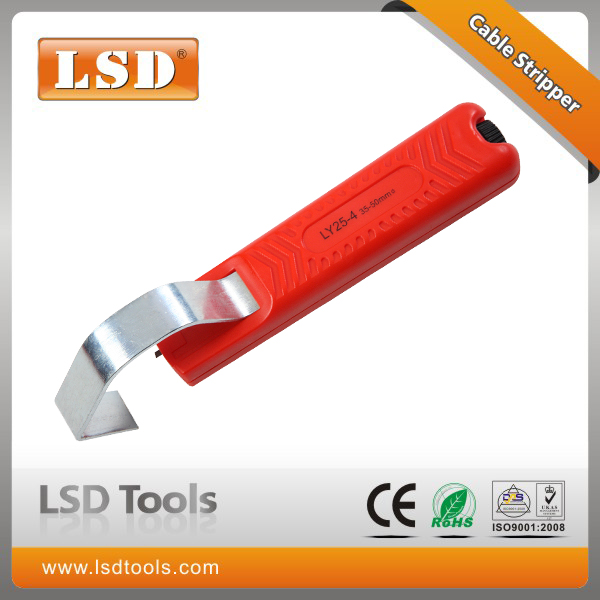 Careful Lsd Brand Ly25-4 For Round Pvc Cables Hand Tools Rubber Cables And Other Manual Stripping Stripping Tool Tools