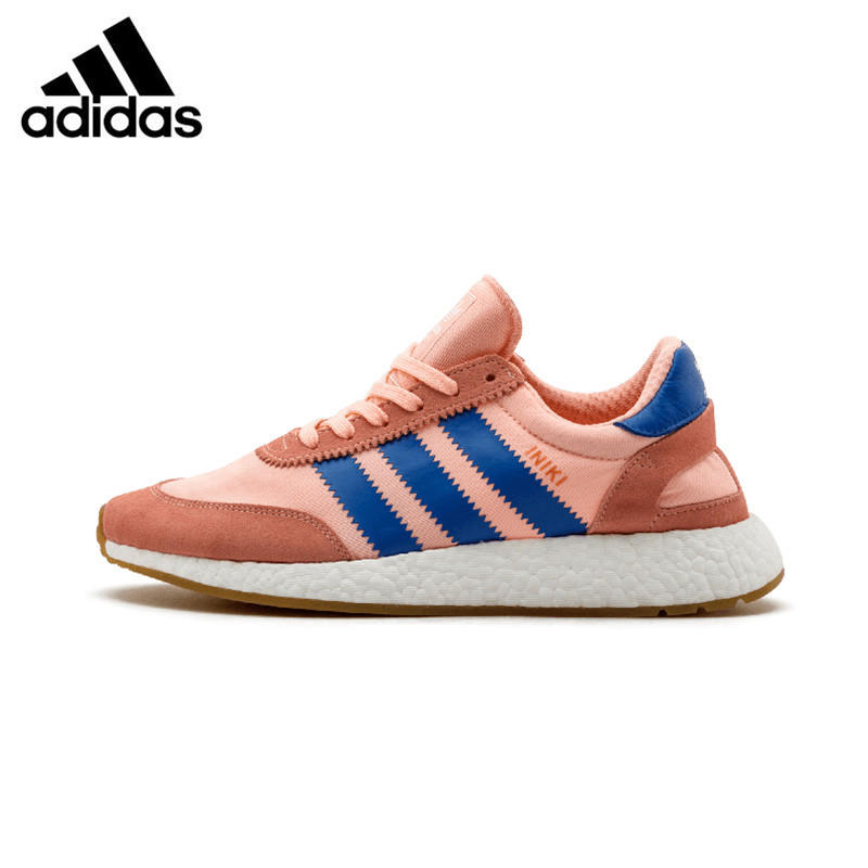 Adidas Authentic Originals Iniki Runner Boost Women's Running Shoes,New Arrival Women Outdoor Sports Sneakers Shoes new arrival authentic adidas originals eqt support adv men s breathable running shoes sports sneakers