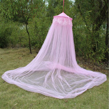 Best Selling children's Floor Net Encryption Summer Polyester Mesh Fabric Family And Outdoor Products Dome Mosquito