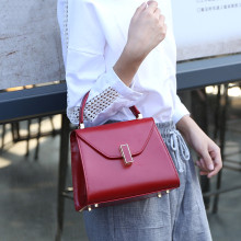 купить Women Bags Fashion Ladies Shoulder Bag Genuine Leather Handbag Luxury Brand Design Female Crossboby Bag Girl Gift Bolsa Feminina по цене 4953.23 рублей