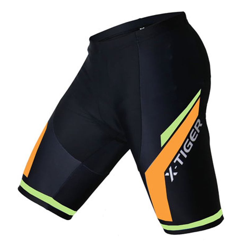 Coolmax 5D Padded, Cycling, Shorts Shockproof, MTB Bicycle Shorts 25