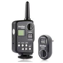 Godox FT 16 اللاسلكية السلطة تحكم عن بعد فلاش كاميرا FTR 16 الزناد استقبال ل SK400 SK300 DE400 DE300 QT600 Monolight