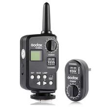Беспроводной контроллер мощности Godox FT 16, дистанционный триггер для вспышки камеры, фотоприемник для SK400 SK300 DE400 DE300 QT600 Monolight
