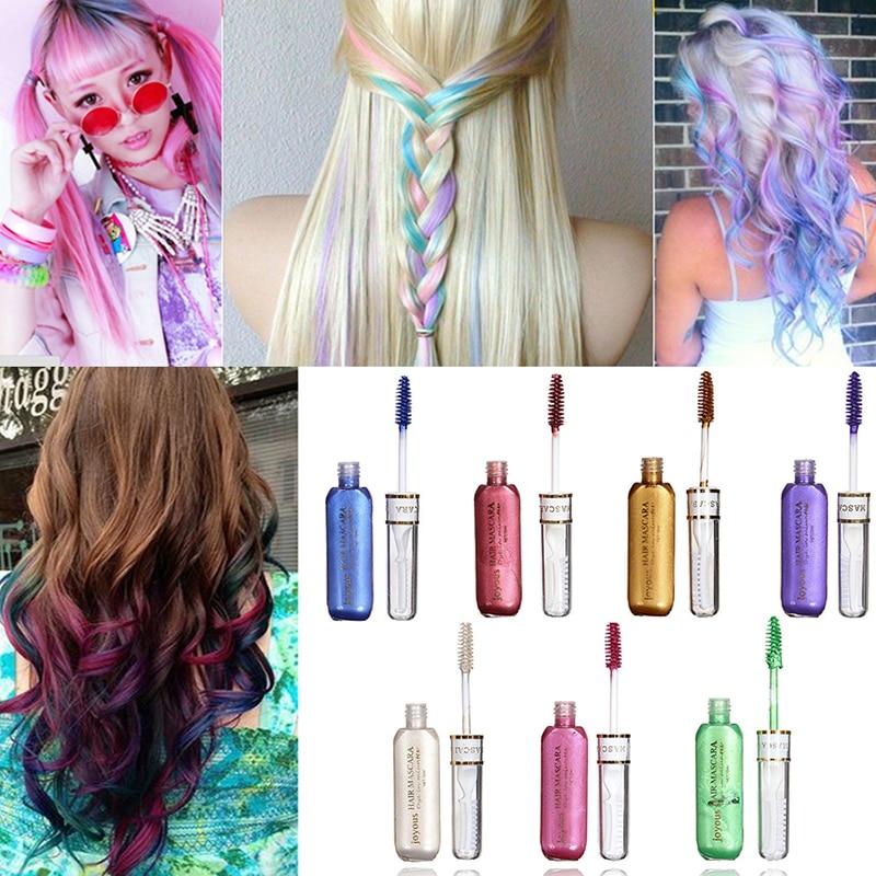 Professional Hair Dye Temporary Hair Color Stick Non Toxic Salon Diy
