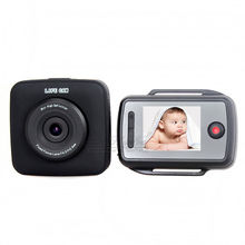 Free Shipping!Wearable Camcorder 1.5Inch LCD 2.4G Wireless Baby Monitor Camera Video Recording