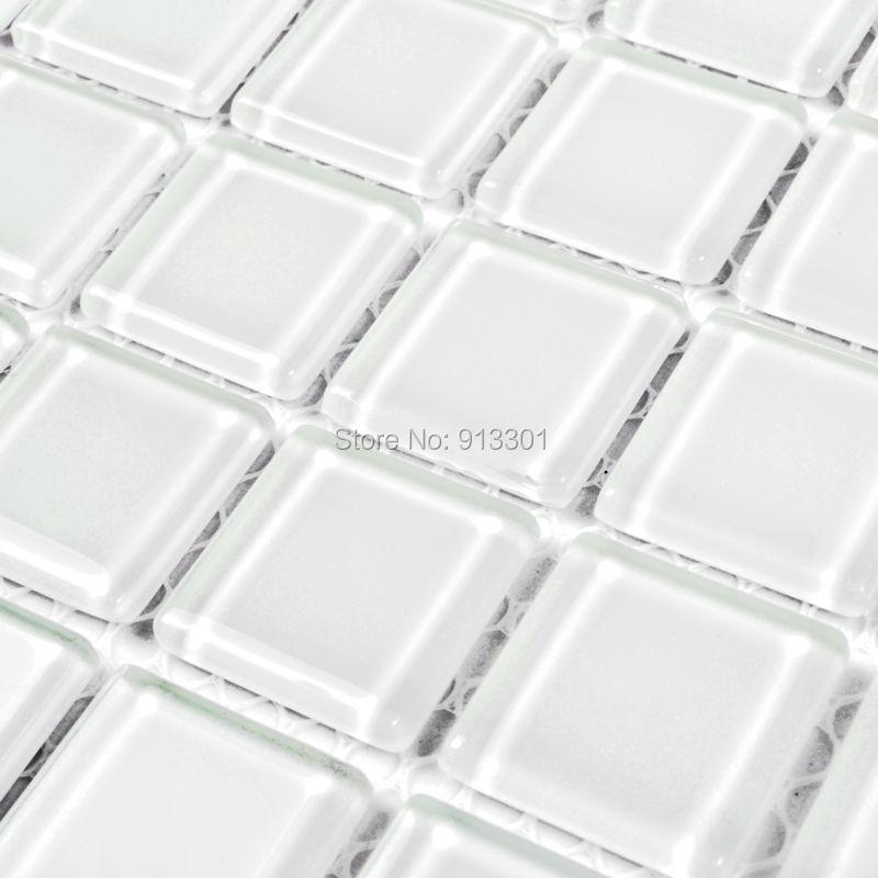 crystal glass sheet discount bathroom tile floor designs white glass ...