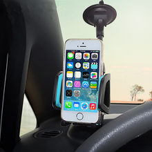 Universal Car Mobile Phone Holder for Windshield Dashboard A/C Vent Mount GPS Stand Holder for Xiaomi iPhone Huawei Honor Oppo(China)