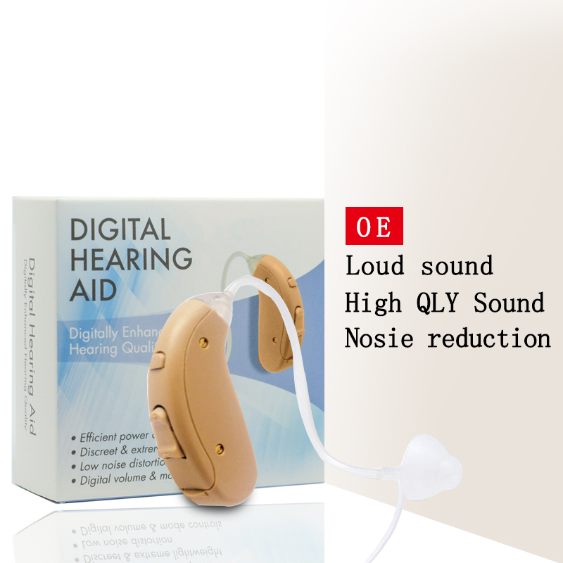 Laiwen 702 Hot hearing aids Selling Digital Hearing Aid Portable Small Mini Best Sound Amplifier Adjustable Tone Hearing Aids