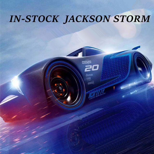 Aliexpress.com : Buy Disney Pixar Cars 3 Jackson Storm