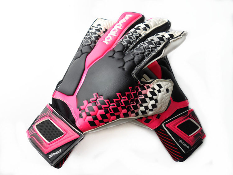 цена на brand Professional Goalkeeper Gloves Finger Protection Thickened Latex Soccer Goalie Gloves Football Goalkeeper Gloves