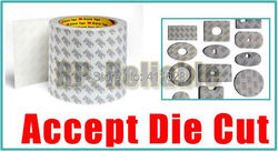 (50 cm) 500mm breedte, 50 Meter Lengte, 3 M Dubbelzijdige Tape, 9080 #, Hoge Hechting Acryl Lijm, Elektronische Sticky Oplossing