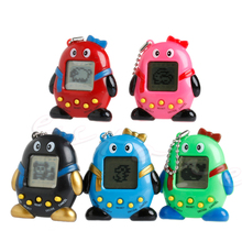 1Pc 90S Nostalgic 168 Pets in One Virtual Cyber Pet Toy Funny Tamagotchi New Nice Gift(China)