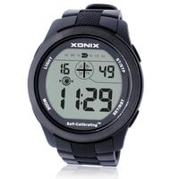 XONIX Precise Time Table Multi Function Network School Semi Intelligent LED Electronic Watch Movement Waterproof Men