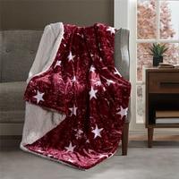 Flannel Blanket Coral Plaid For Sofa Air Travel Manta Soft Blanket Beds Throws Fleece Blanket Manta
