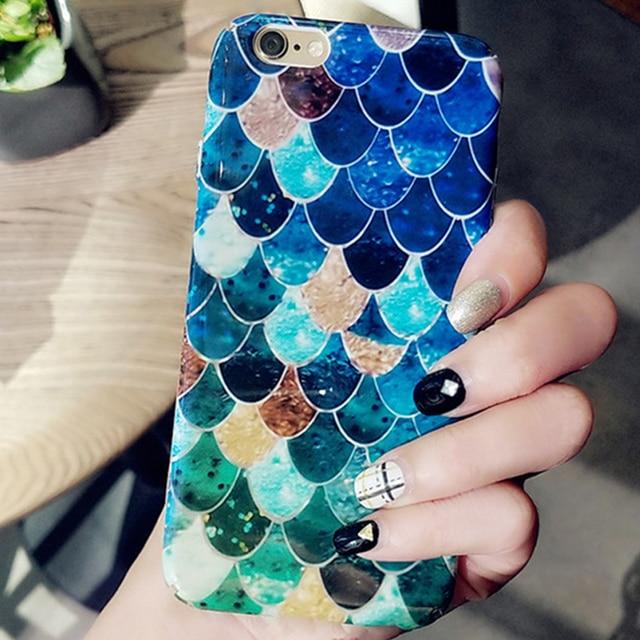 Kolor FLOVEME 3D Case Dla iPhone 7 6 6 S Plus iPhone 5S 5 SE X Przypadki Telefonów Dla Samsung Galaxy A3 A5 2017 S7 S8 Oraz Krawędź Pokrycia