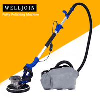 Handheld No Dust Metope Grinding Machine Electric Tool Sanding Machine Putty Polishing Machine
