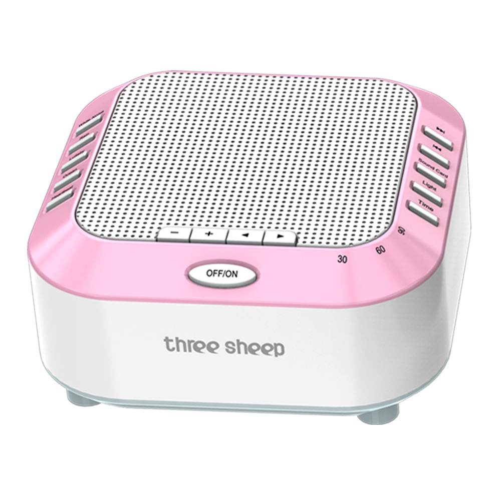 Baby Sleep Soothers Sound Machine Professional Natural ...