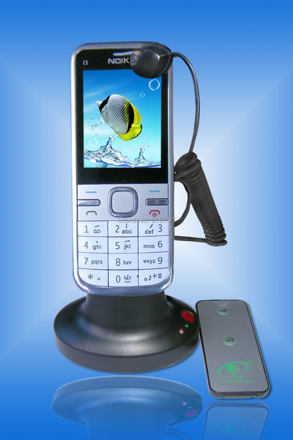 ФОТО Free Shipping  mobilephone security display alarm for iphone/ Samsung retail store anti-theft