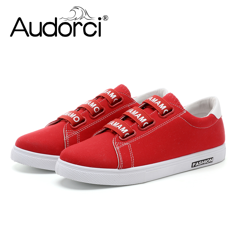 Audorci 2018 Summer Mens Lighweight Sneakers Man Flat Platform Casual Shoes Male Classic Outdoor Sport Shoe Size 39-44