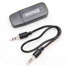 Связь автомобильная гарнитура приемник беспроводная музыка аудио bluetooth адаптер usb мм