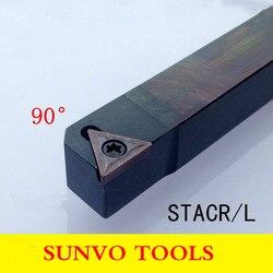 STACR STACL 1616H11/1616H16 CNC śruba mocująca toczenie zewnętrzne uchwyt TNMG160404 TNMG160408 wkładka