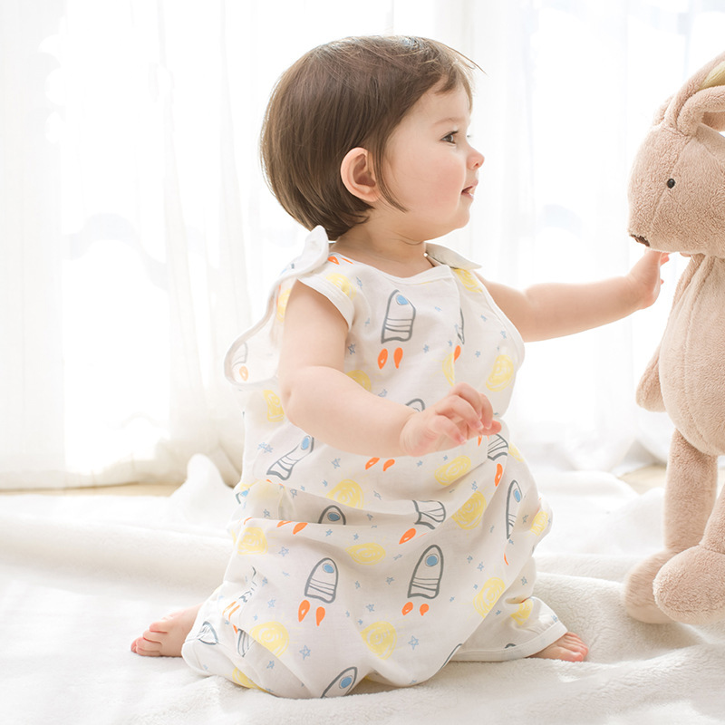 Baby Pajamas Infant Cotton Sleepwear Kids Set Soft Underwear Clothing For Girls