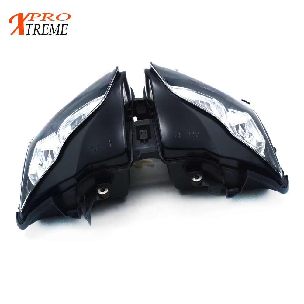 Motorcycle Headlight Headlamp Assembly For <font><b>Honda</b></font> CBR1000RR <font><b>CBR</b></font> <font><b>1000</b></font> <font><b>RR</b></font> <font><b>2008</b></font> 2009 2010 2011 image
