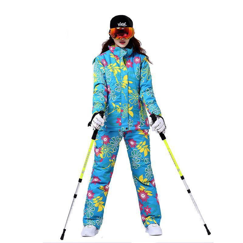 Aliexpress.com : Buy New 2017 Winter Skiing Jackets Women Ski Coat ...