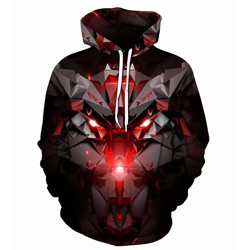 2018 New Large Size 3D Hoodie African Cotton Men Women Hoodies Sweatshirts 3d Hoodie Sweatshirt For Feminino